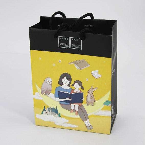 銅板紙提袋紙袋
