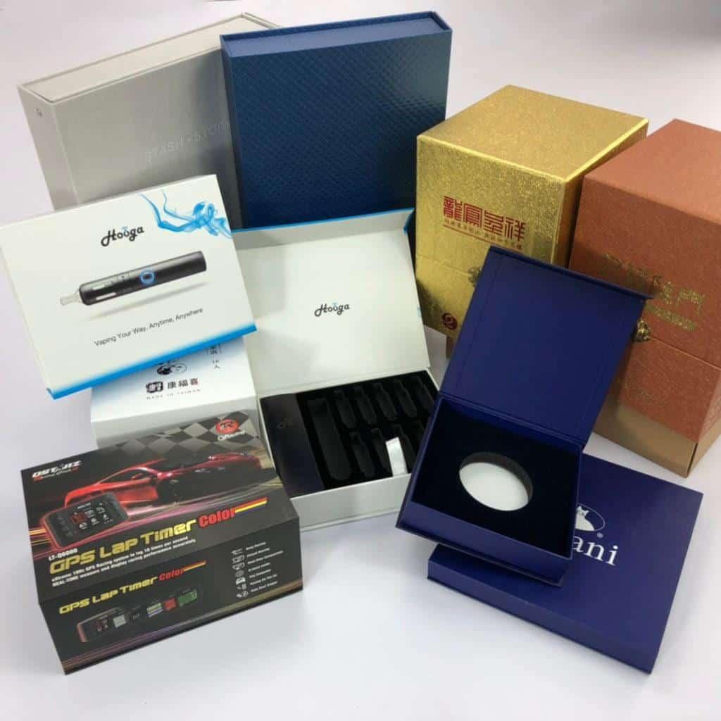 硬盒、書型盒、精裝盒、濕糊盒、手工盒