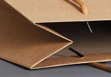 袋口與反摺邊