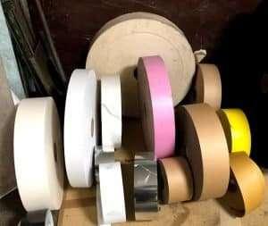 紙管紙罐的紙捲