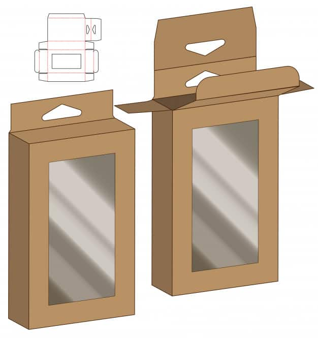 電子盒吊盒盒型
