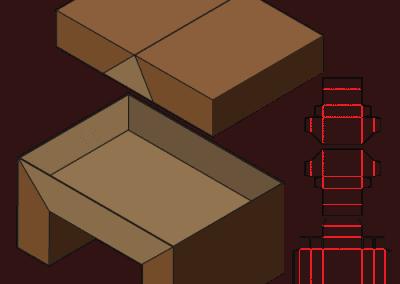 造型盒異型盒盒型