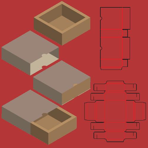 袖套盒抽屜盒火材盒型