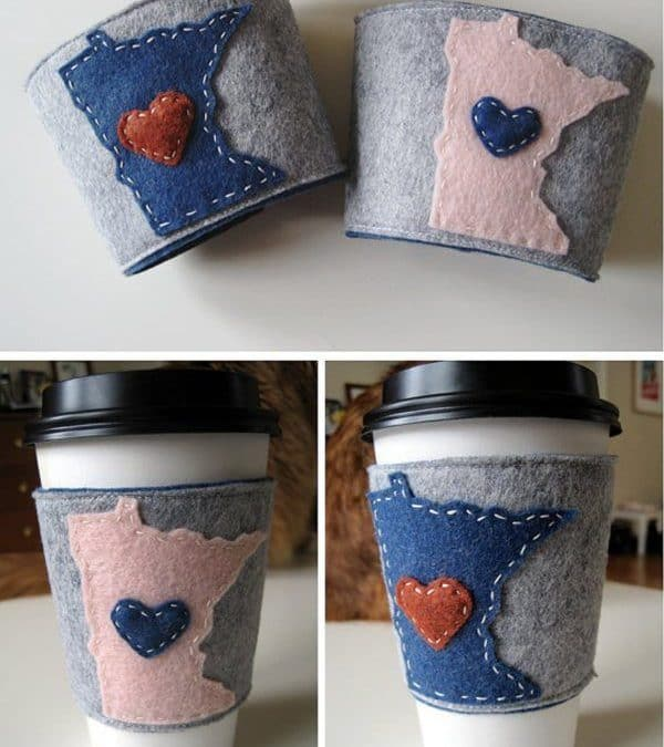 crazy Custom Coffee Sleeves