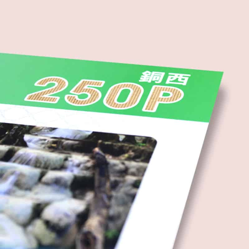 銅西250P