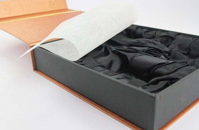 精裝盒-燙金