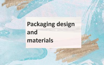 包裝設計與材料
