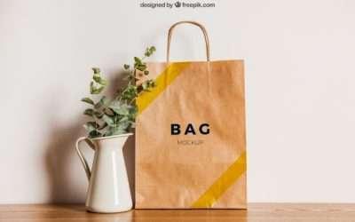令人驚豔的4個創意紙袋設計