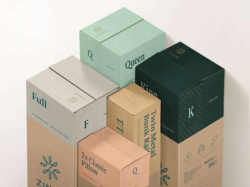三個簡單的包裝設計指南