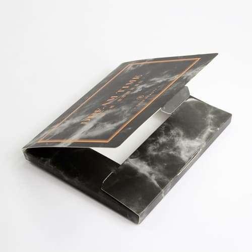 信封盒,一體成型盒