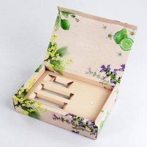 精裝書型盒