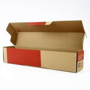 赤牛皮裱愣披薩盒