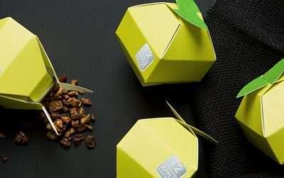 三個有趣的茶葉外包裝設計