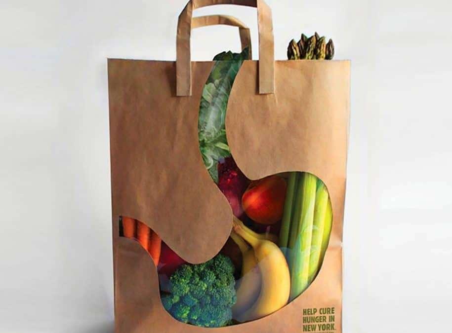5個有趣的創意袋子設計