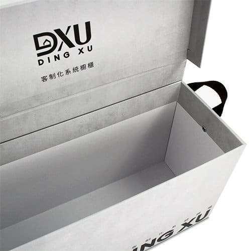 背帶式精裝盒