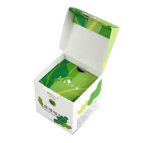 特殊摺盒,底部日插