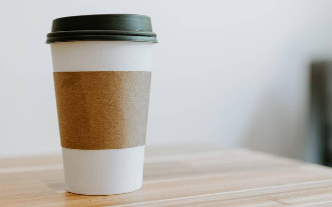 3款連鎖咖啡廳的特色杯套
