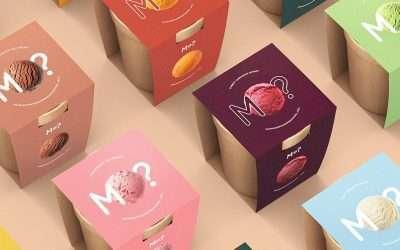 如何襯托出美味食品的包裝設計
