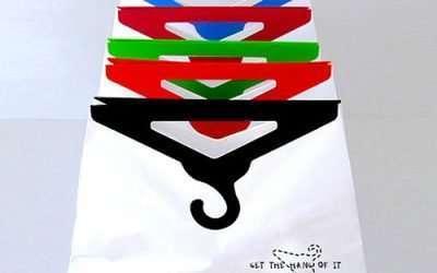 6款不一樣的紙袋包裝設計
