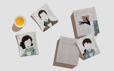 質感台灣茶葉禮盒設計分享(上)