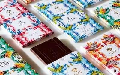 4種清新文藝的包裝設計