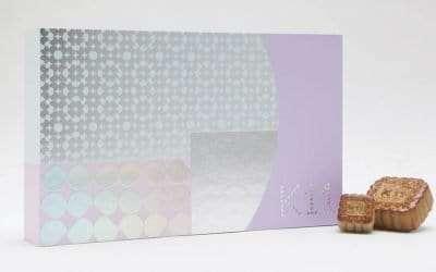 四種圖案獨特的包裝設計