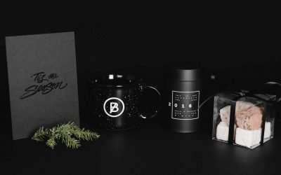 4種高雅奢華的蠟燭包裝