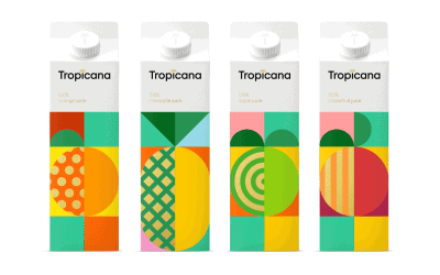 色彩活潑輕快的包裝設計(下)